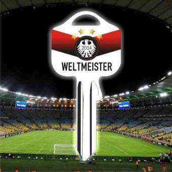 Weltmeister Fanschlüssel 2014